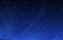 O Criador convida-nos a contar as estrelas do céus