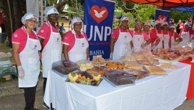 UNP Bahia realiza café da tarde para familiares de detentos