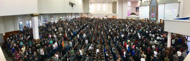 Universal recebe 2,7 mil alunos da Escola Superior de Soldados da PMSP