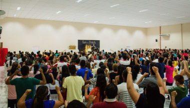 Novo templo é inaugurado na região metropolitana de Belém, no Pará