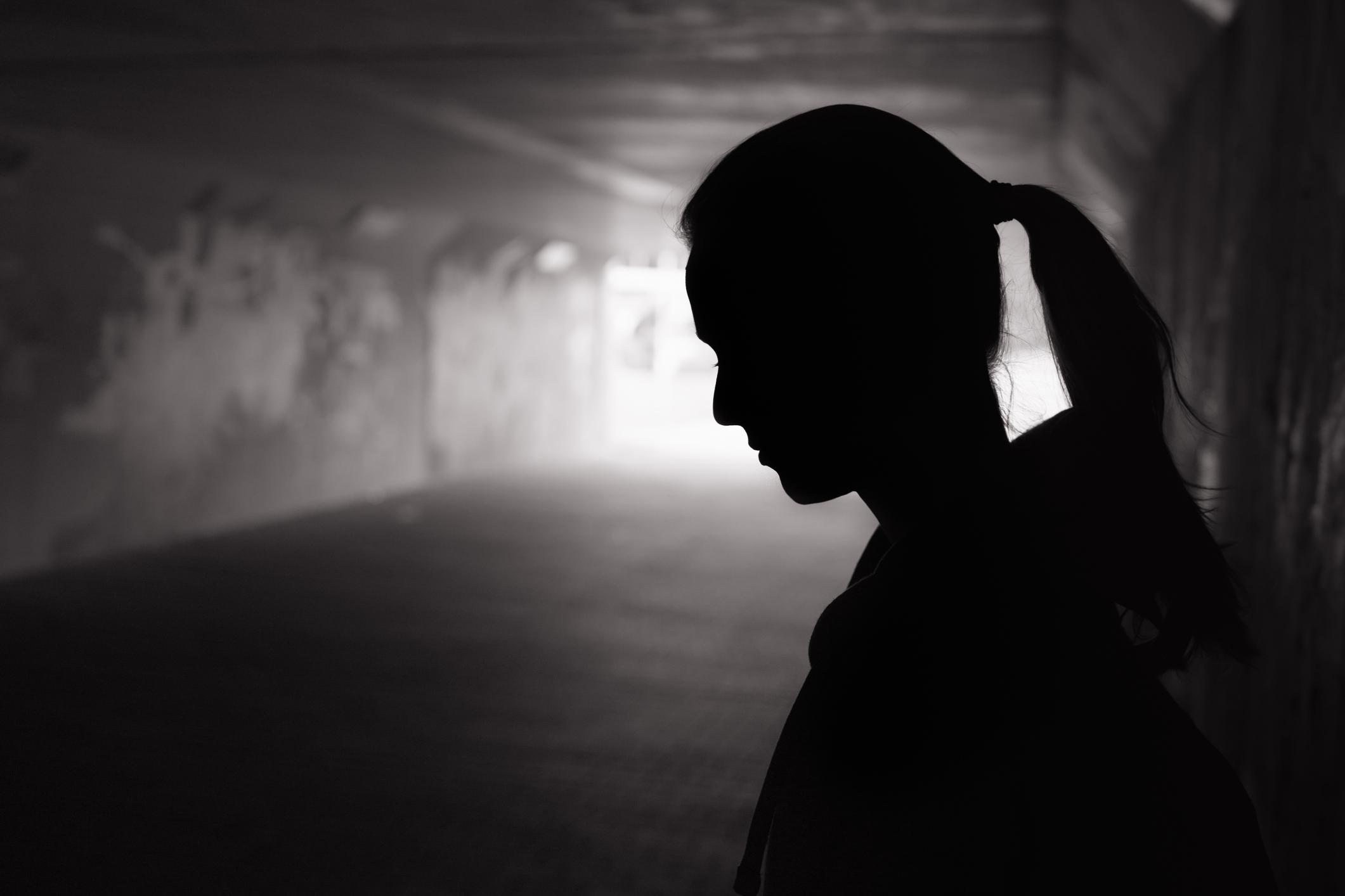 Modelo fitness declara sofrer de depressão