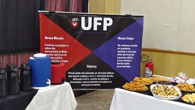 UFP homenageia a  polícia feminina