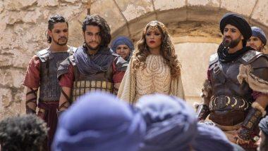 Jezabel fica irada ao saber da morte dos sacerdotes de Baal e Aserá