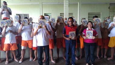 UNP presta auxílio aos detentos em sanatório no estado do Ceará