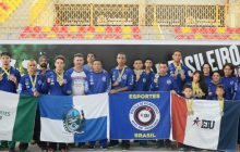 Time de Kickboxing participa de Campeonato Brasileiro