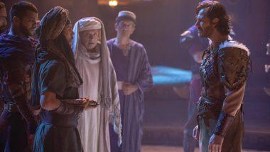 Jezabel: Acabe recebe proposta do rei Ben-Hadade que ameaça devastar Samaria