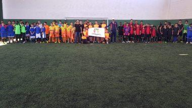Torneio de futsal combate sedentarismo entre adolescentes nas férias escolares