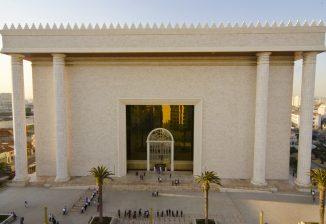 5º aniversário do Templo de Salomão