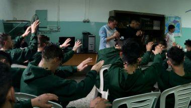 Jovens reclusos recebem apoio espiritual na Argentina