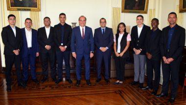 Universal Socioeducativo é recebido pelo Secretário de Justiça e Cidadania de São Paulo