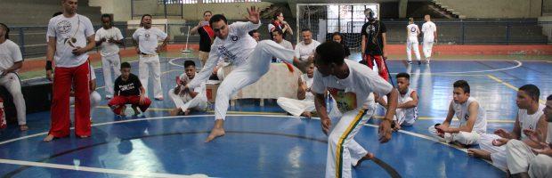 FJU realiza 2º campeonato estadual de capoeira