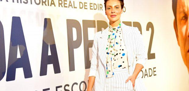 A atriz Camila Rodrigues que interpreta a protagonista da novela
