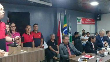 Câmara Municipal de Altamira homenageia Universal nos Presídios pela ação após massacre em penitenciária