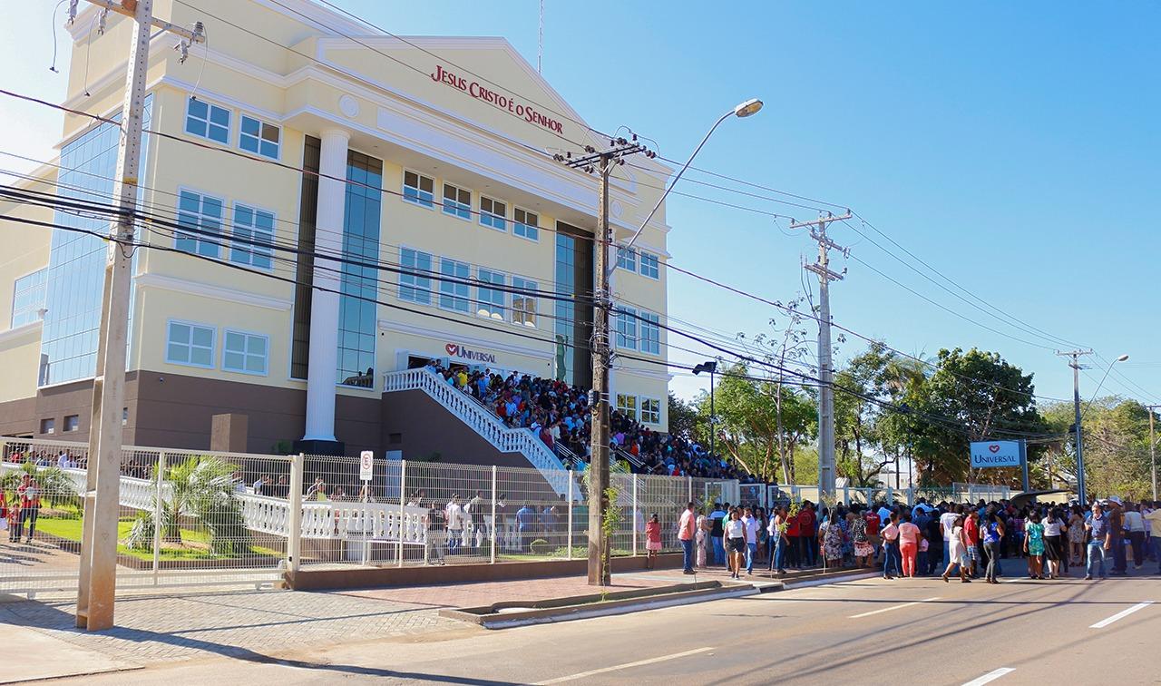 Catedral da Universal é inaugurada em Palmas, no Tocantins