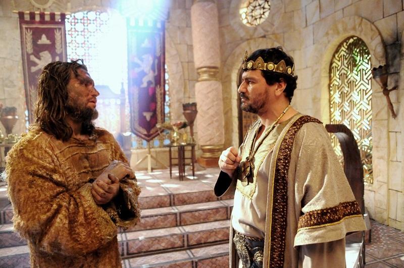 O Rico e Lázaro: o profeta Jeremias avisa ao rei Zedequias sobre seu fim