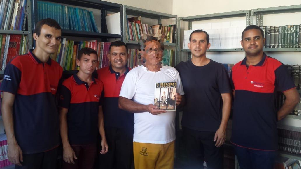 UNP inaugura a segunda biblioteca em presídio no sertão da Paraíba