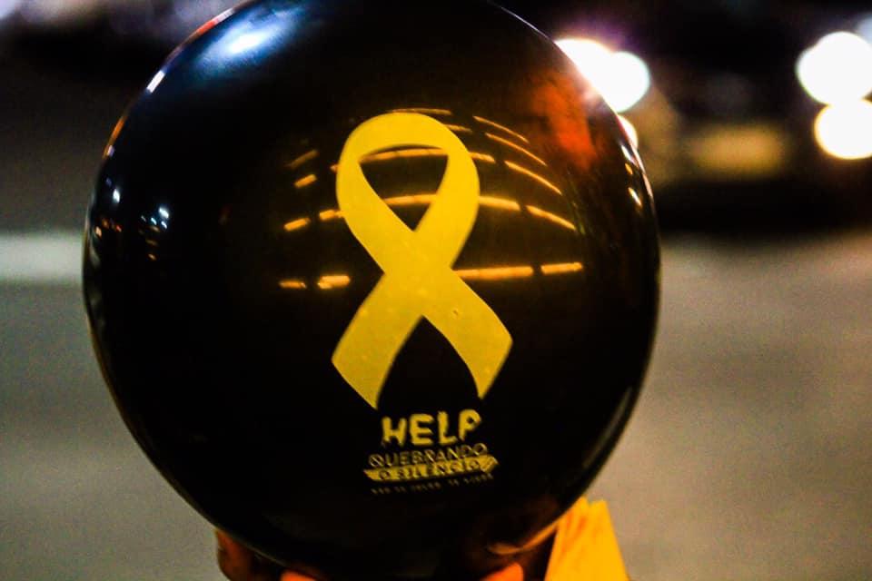 Projeto Help realiza ação nacional para combater o suicídio