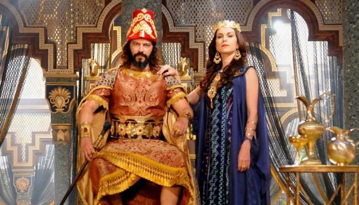 O Rico e Lázaro: Nabucodonosor diz que Jerusalém será destruída