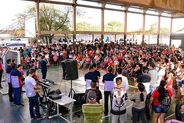 Unisocial reúne mais de 2 mil pessoas em Campo Grande