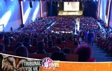 Espetáculo da FJU França leva jovens à reflexão