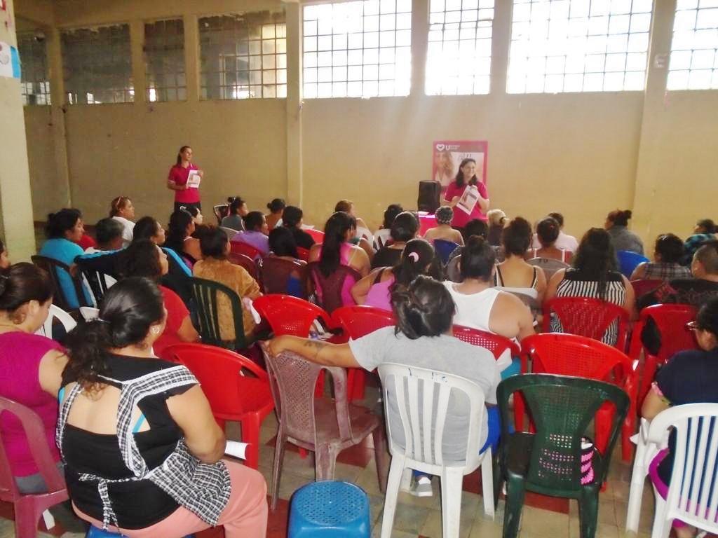 Grupo faz ação para resgatar a dignidade de detentas na Guatemala