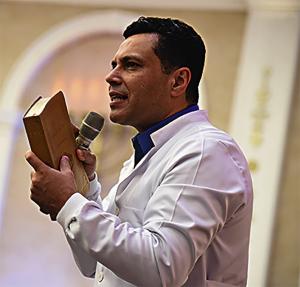 Bispo Renato Cardoso, Templo de Salomão, fé, decisão