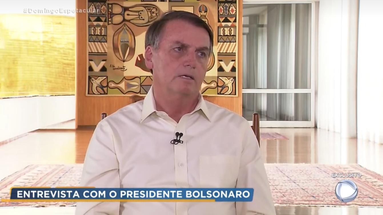 Bolsonaro fala sobre Marielle e saída do PSL