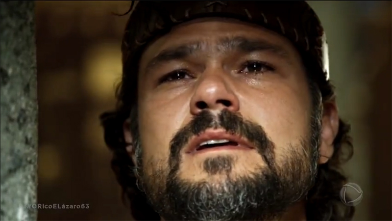 O Rico e Lázaro: Daniel ora a Deus para encontrar Lia e Naomi