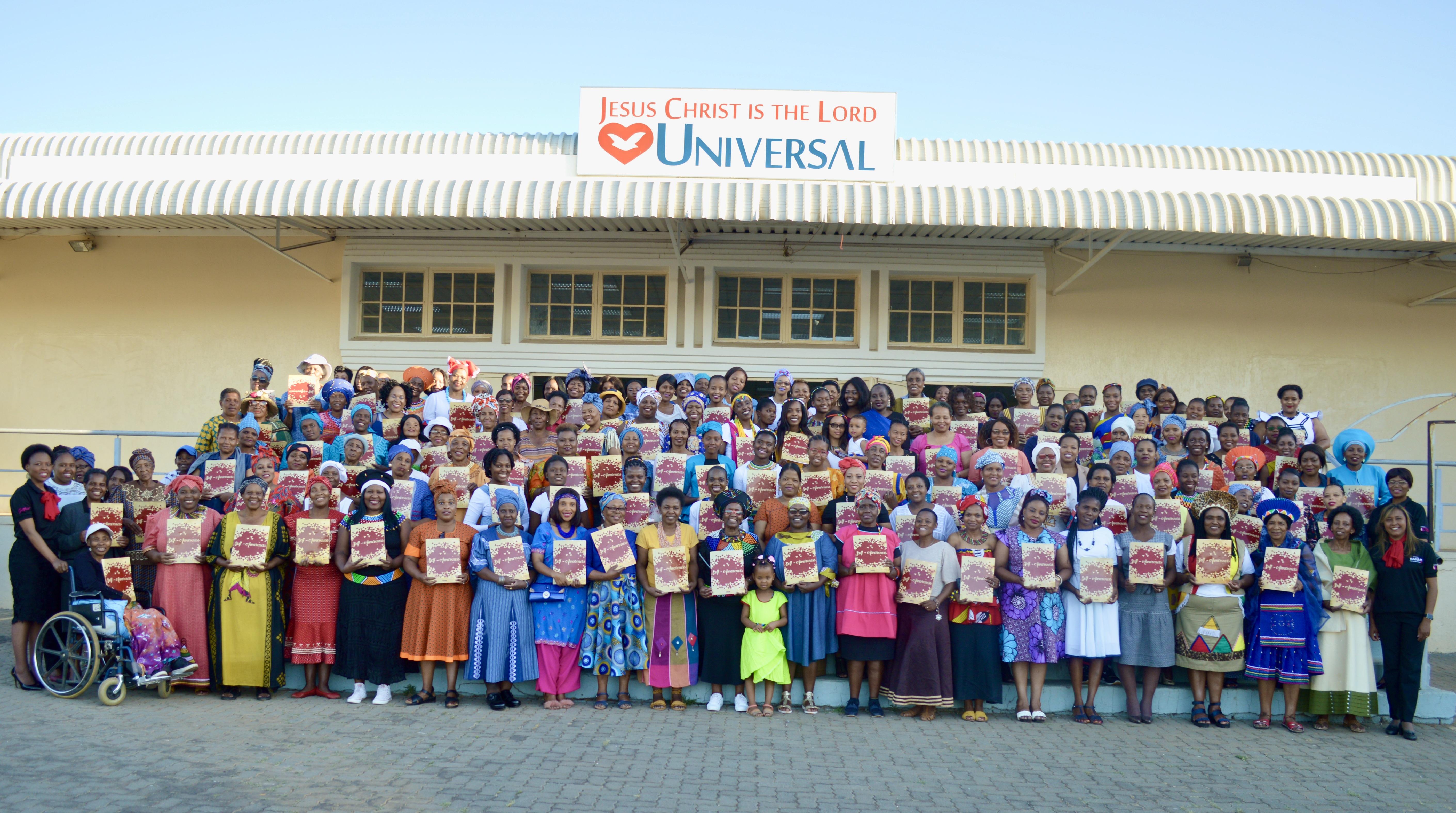 Mais de 3 mil graduados no Curso Autoconhecimento na África do Sul