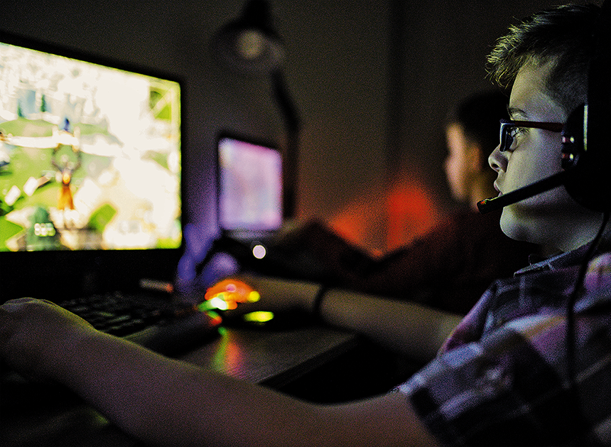 Vício em games tira a vida de mais um jovem