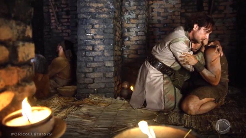 O Rico e Lázaro: Asher pediu para que Zac se case com Joana