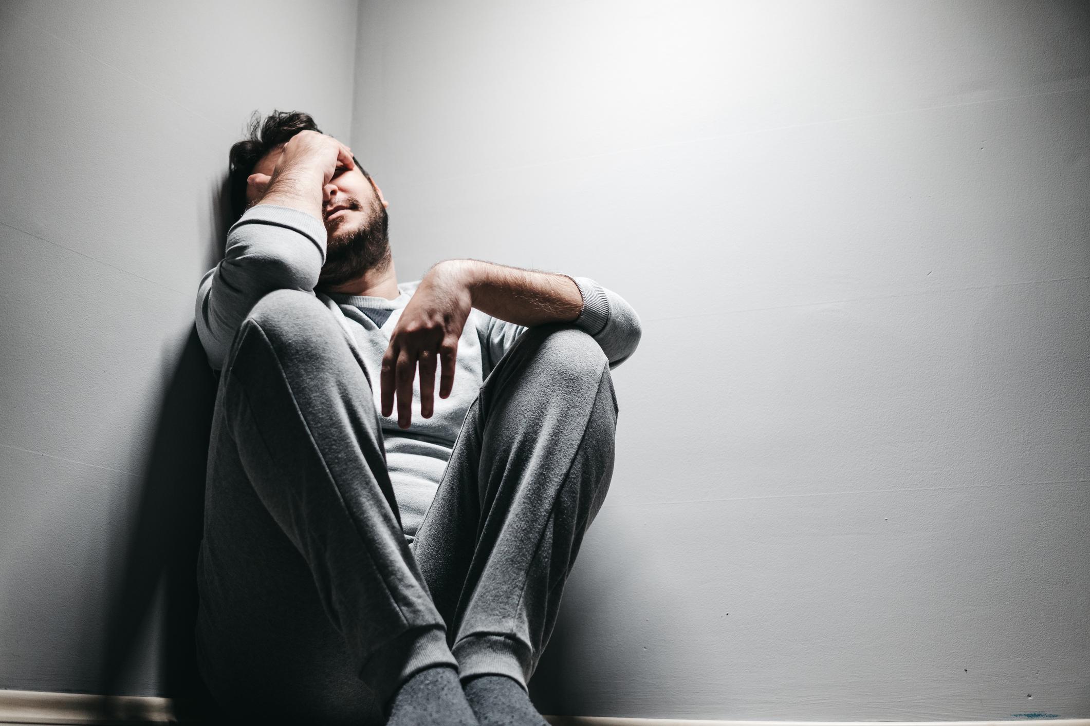 A depressão não escolhe suas vítimas