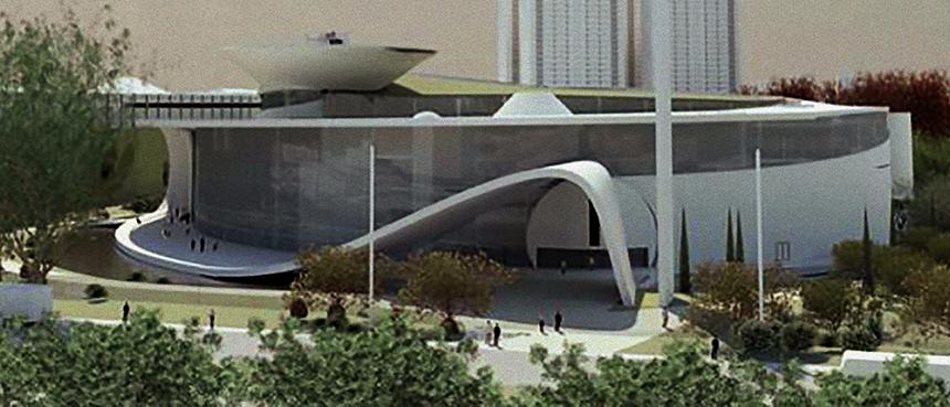 Novo templo da Universal será marco arquitetônico em Brasília