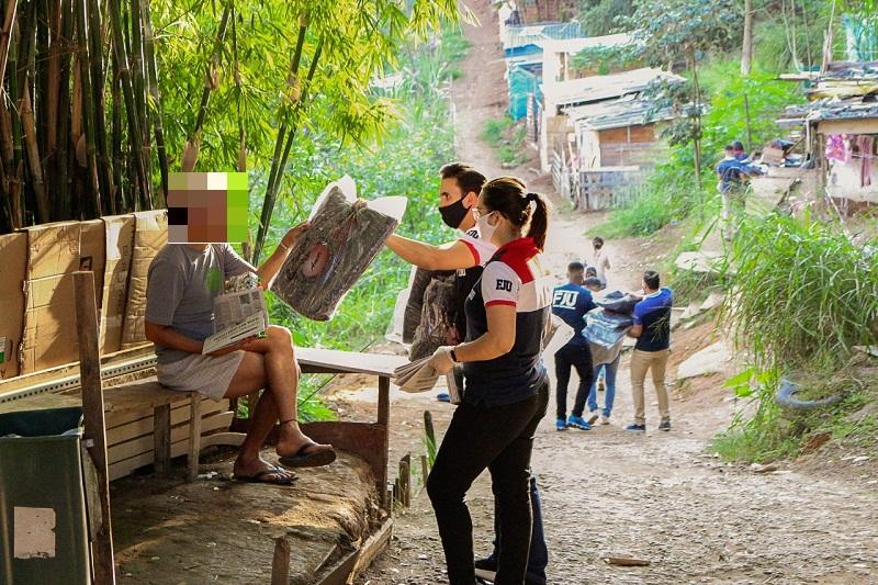 Quarentena: famílias carentes do Vale do Paraíba (SP) recebem ajuda para enfrentar a chegada do frio