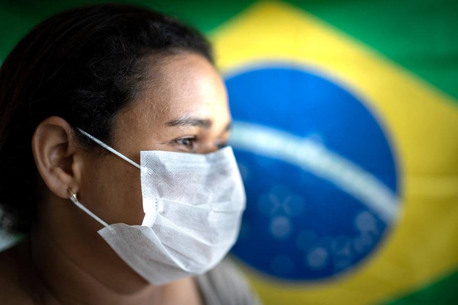 Brasil é o 2º país com mais recuperados de COVID-19