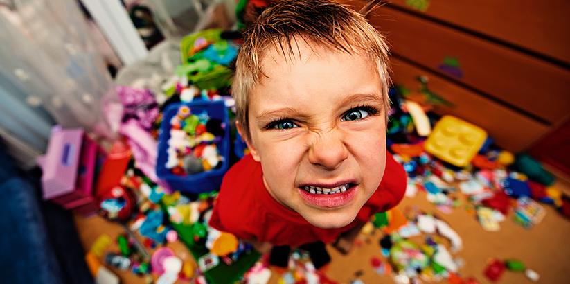 Como o seu filho está lidando com a pandemia?