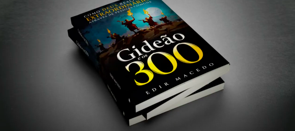 """Bispo Renato Cardoso conclui o estudo do livro """"Gideão e os 300"""""""