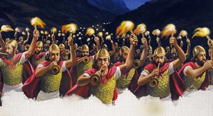 21 de junho: participe do Domingo das Trombetas