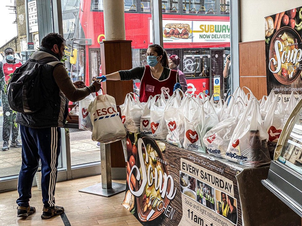 COVID-19: Amparo social chega para 5 mil desempregados na Inglaterra
