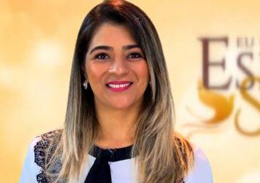 Jogadora de vôlei da seleção brasileira se rende à fé