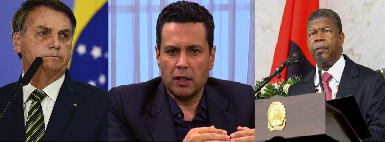 Bispo Renato Cardoso faz pedido aos presidentes do Brasil e da Angola