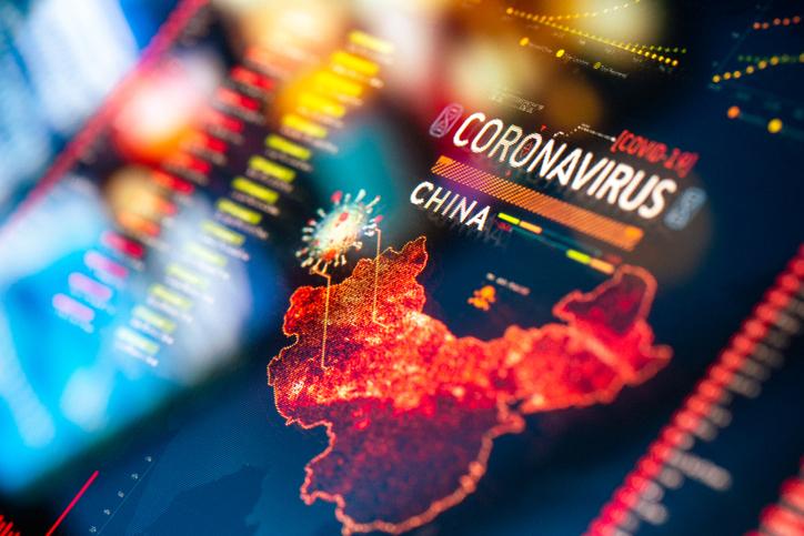 OMS viaja à China para descobrir origem da pandemia