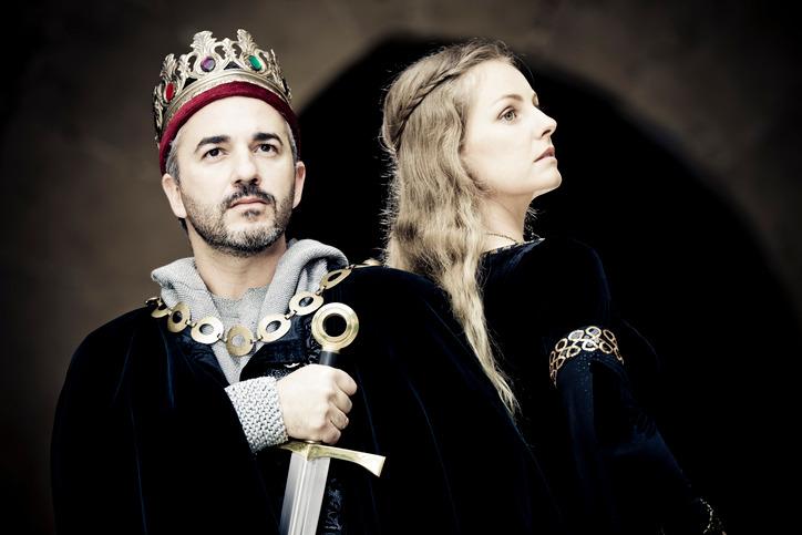 Reis e rainhas sem reinado