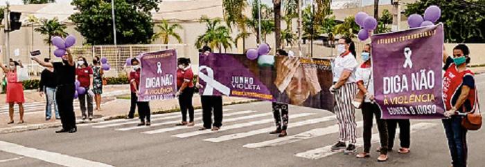 Campanha conscientiza sobre violência contra os idosos