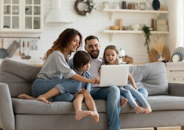 Filhos em casa em tempo integral: como lidar com essa nova realidade?