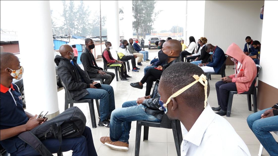 Unisocial promove doação de sangue em Maputo