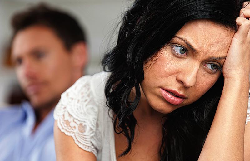"""""""Meu marido e eu não sabemos conversar"""""""