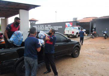 Ações sociais em Angola, Moçambique e São Tome e Príncipe