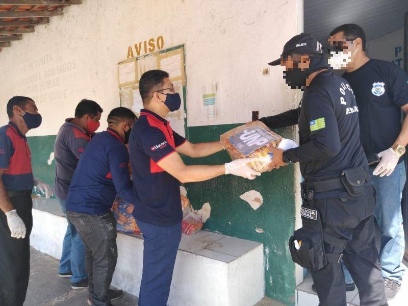 Cerca de 600 detentos no Piauí são beneficiados com ações da UNP
