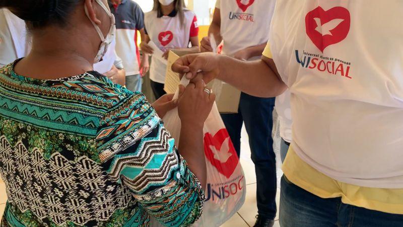 Unisocial promove ações em comunidades carentes do Maranhão